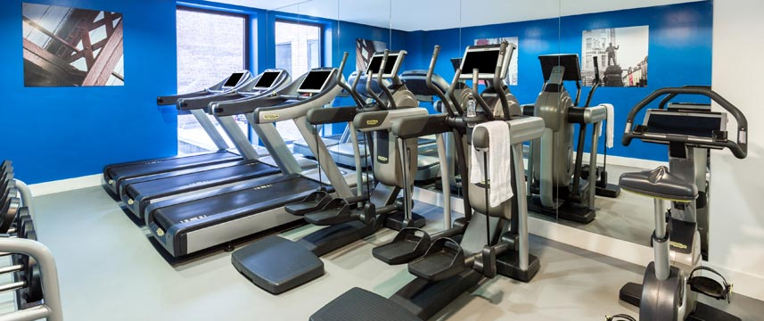 Hotel Indigo Newcastle - Gym