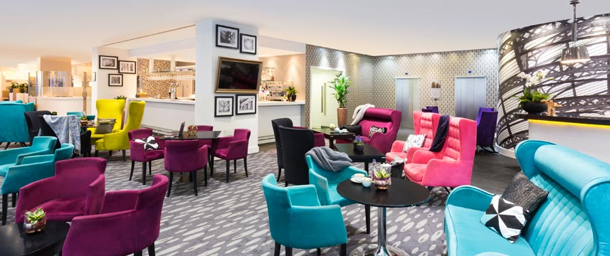 Hotel Indigo Newcastle - Lounge