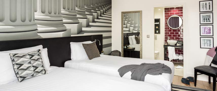 Hotel Indigo Newcastle - Twin