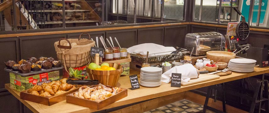 Hotel Indigo York - Breakfast Buffet