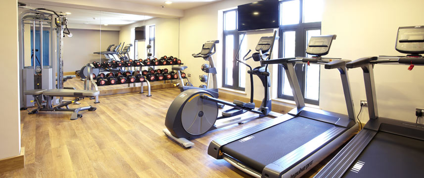 Hotel Indigo York - Mini Gym
