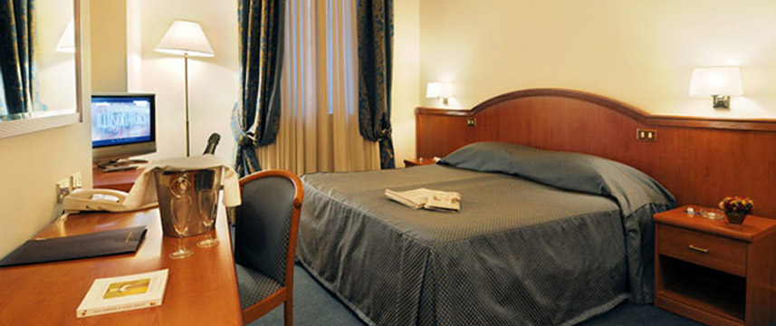 Hotel Internazionale - Bedroom
