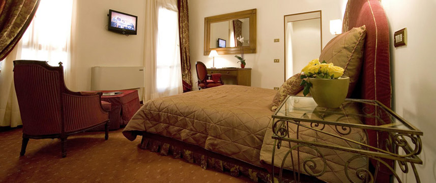 Hotel Internazionale - Room Double