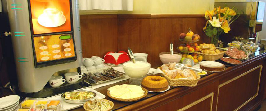 Hotel Marco Polo - Breakfast Buffet