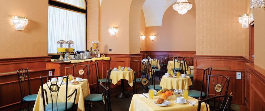 Hotel Patria - Breakfast Room