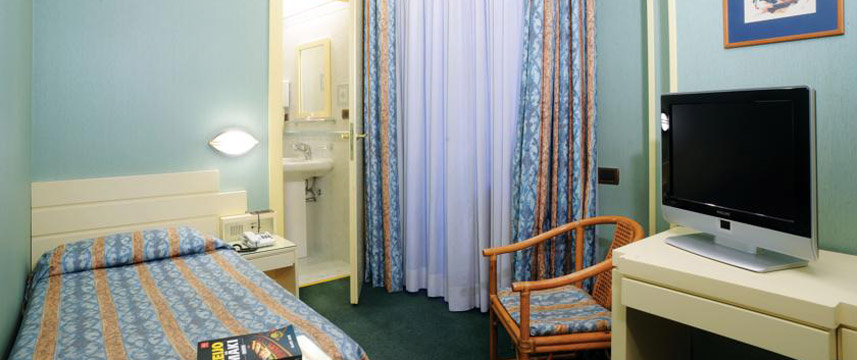 Hotel Patria - Single Room