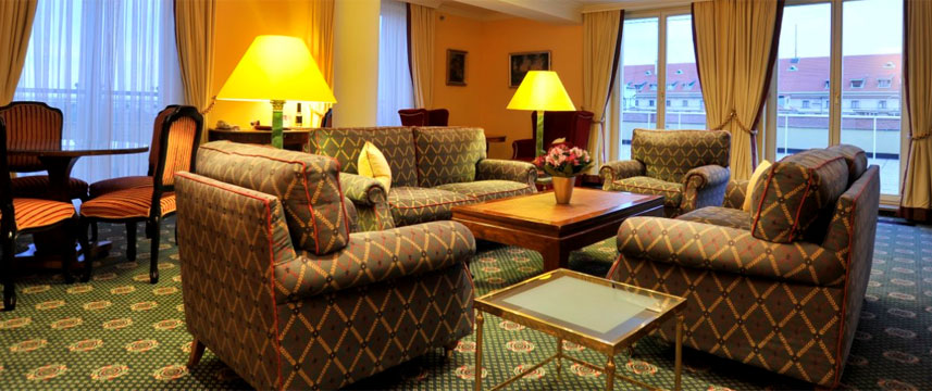 Hotel Savoy Prague - Presidential Lounge