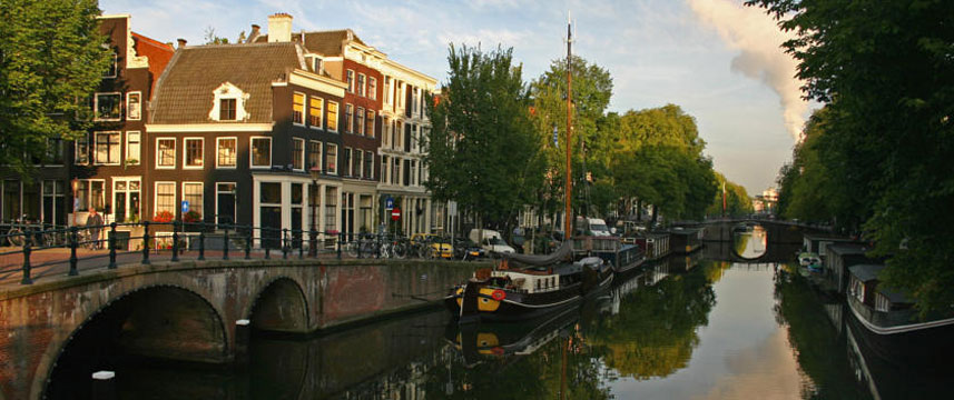 Hotel Sint Nicolaas - Canal View