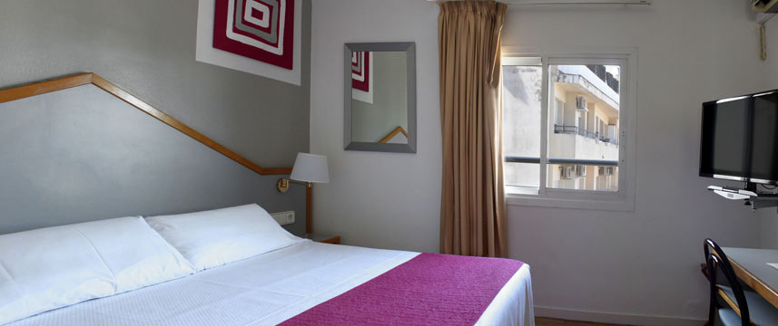Hotel Subur Sitges - Double Bedroom