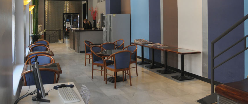 Hotel Subur Sitges - Lobby Seats