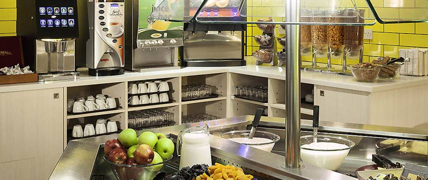 Ibis Styles London Excel - Breakfast Buffet