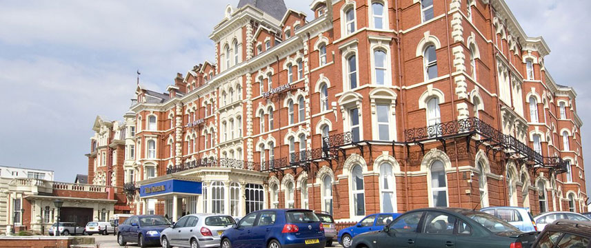 Imperial Hotel Blackpool - Exterior