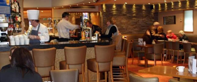 Imperial Hotel Galway Bar Area