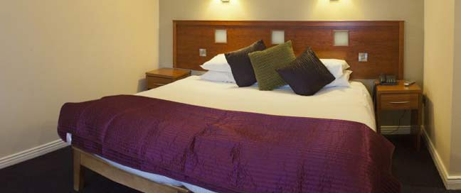 Imperial Hotel Galway Double Room