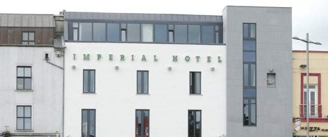 Imperial Hotel Galway Exterior