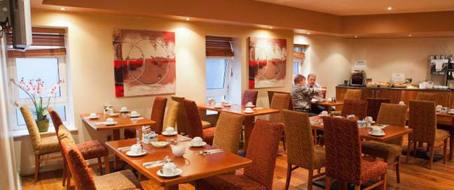 Imperial Hotel Galway Restaurant