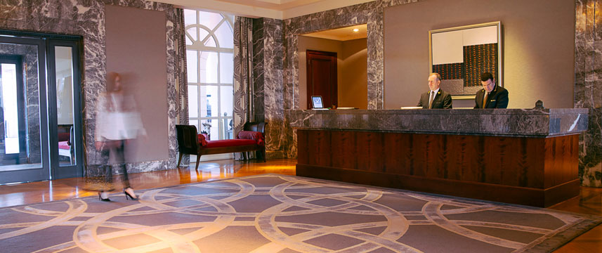 InterContinental Dublin - Reception