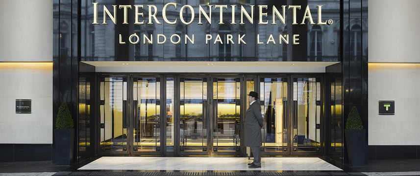 InterContinental London Park Lane - Entrance