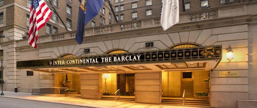 InterContinental New York Barclay - Exterior