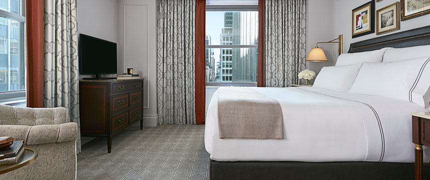 InterContinental New York Barclay - Guestroom