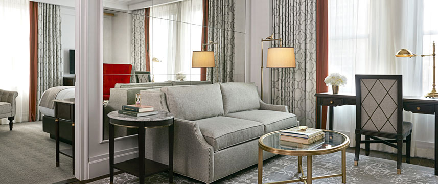InterContinental New York Barclay - Suite Living