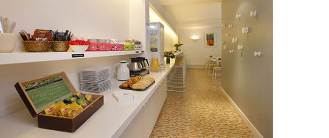Inter Hotel Lecourbe - Breakfast Buffet