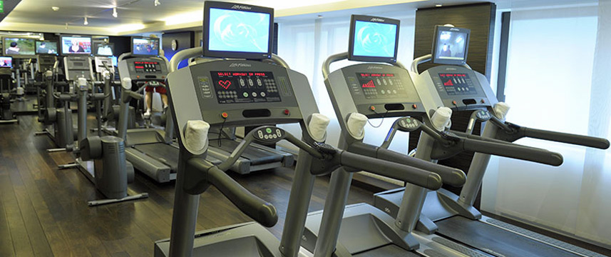 Intercontinental London Park Lane - Fitness Centre