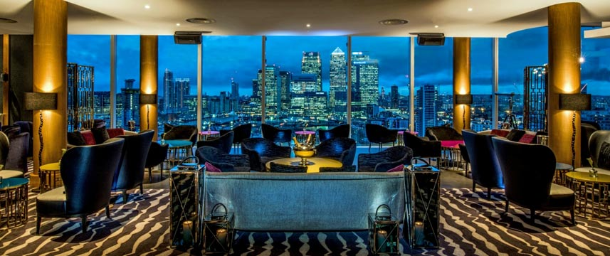 Intercontinental London The O2 Eighteen Sky Bar