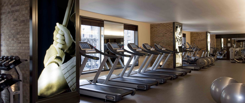 Intercontinental New York Times Square Gym
