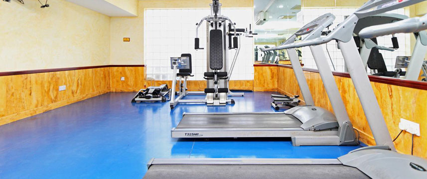 Jormand Hotel Apartments - Gym
