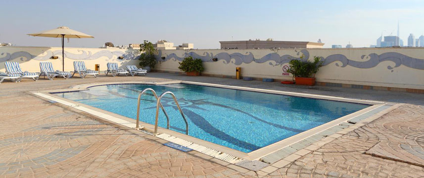 Jormand Hotel Apartments - Hotel Pool