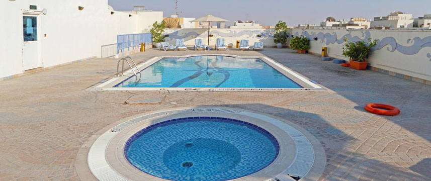 Jormand Hotel Apartments - Outdoor Pool