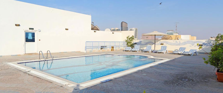 Jormand Hotel Apartments - Pool