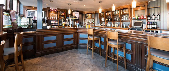 Jurys Inn Edinburgh - Bar