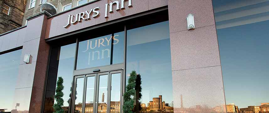 Jurys Inn Edinburgh - Entrance