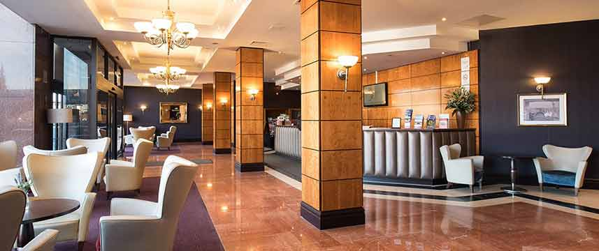 Jurys Inn Edinburgh - Reception