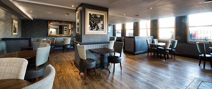 Jurys Inn Edinburgh - Restaurant