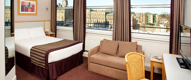 Jurys Inn Edinburgh - Suite
