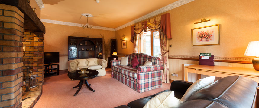 KIldonan Lodge Hotel Lodge Lounge