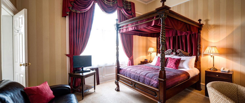 Kildonan Lodge Hotel - Four Poster Room