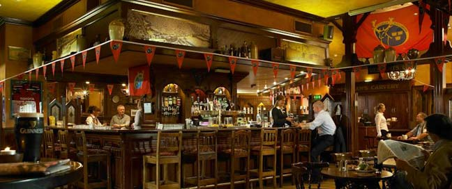 Kilmurry Lodge Hotel - Bar
