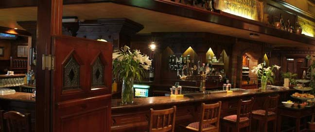Kilmurry Lodge Hotel - Bar Area