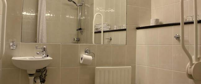 Kilmurry Lodge Hotel - Ensuite