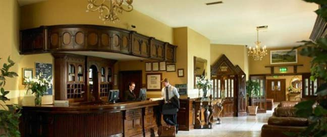 Kilmurry Lodge Hotel - Reception