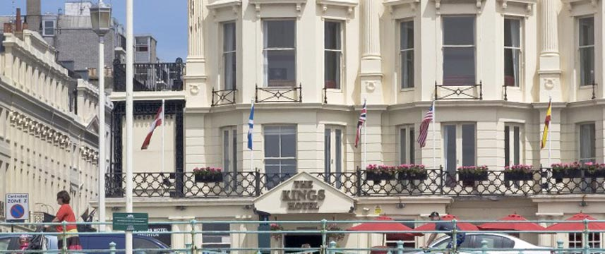 Kings Hotel Brighton - Exterior View
