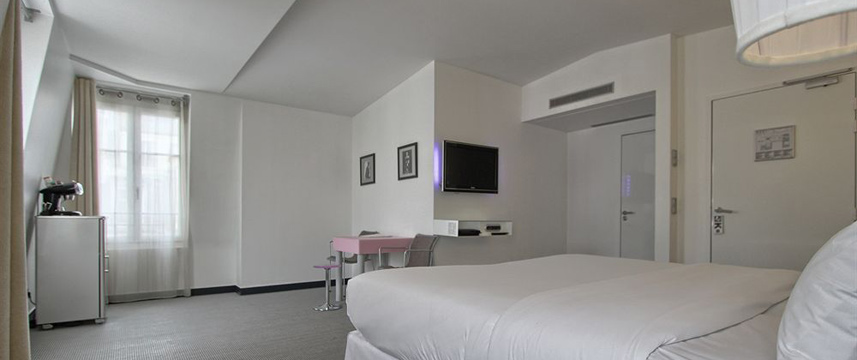 Kube Hotel - Bedroom