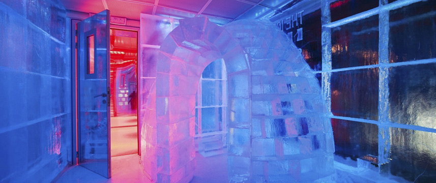 Kube Hotel - Ice Bar