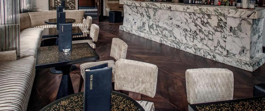Lace Market Hotel - Bar Seating