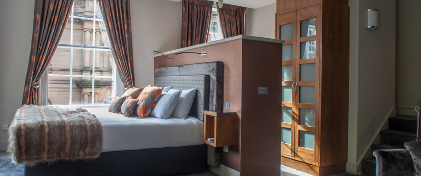 Lace Market Hotel - Studio Suite Bed