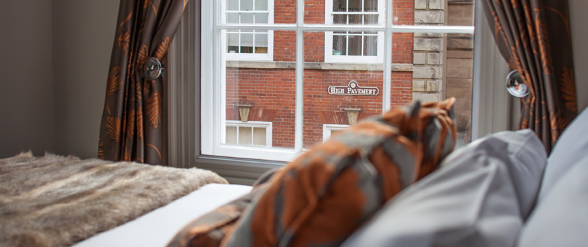 Lace Market Hotel - Studio View